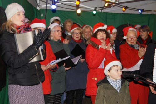 Christmas Carols zingen